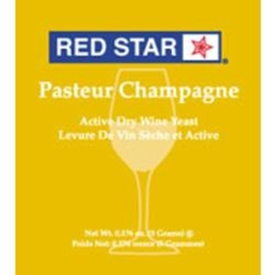 Picture of Red Star - Champagne Yeast 5G