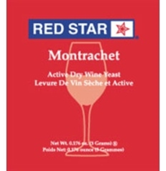 Picture of Dry Yeast - Montrachet 5g