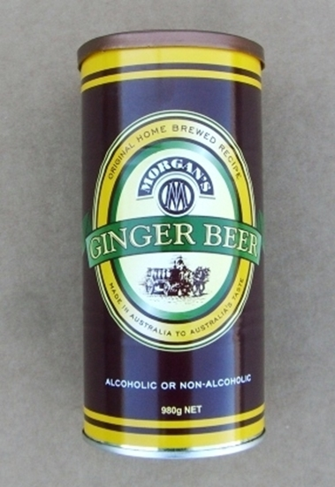 Picture of Ginger Beer - Morgan's (1kg)