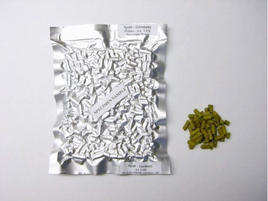 Picture of Hersbrucker Hops (pellets 90gm)