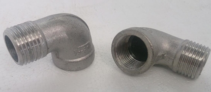 "Picture of Elbow SS 1/2"" Male to Female"