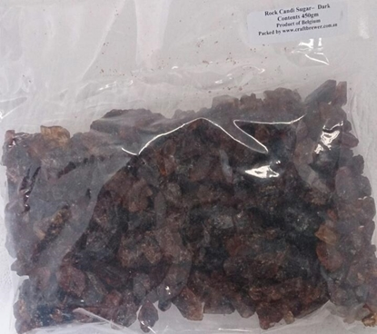 Picture of Belgian Rock Dark Candi Sugar450g