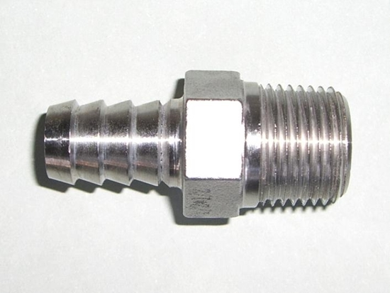 "Picture of Barb (1/2"" BSP x 1/2"")"