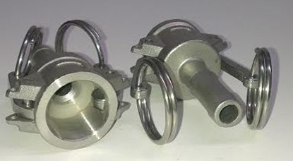 "Picture of Camlock Socket 1/2"" Hose End"