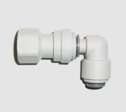 "Picture of Female Twin Adaptor - Thread 3/8"" x 5/16"" (8mm)"