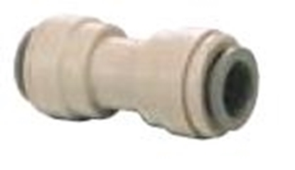 "Picture of Equal Straight Connector OD 5/16"" (8mm)"