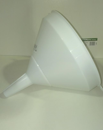 Picture of Funnel 30cm Plastic with Mesh Screen