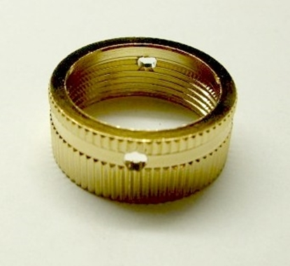 Picture of Coupling Nut - Gold