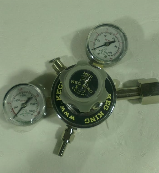 Picture of Regulator Co2 Keg King Mark 3