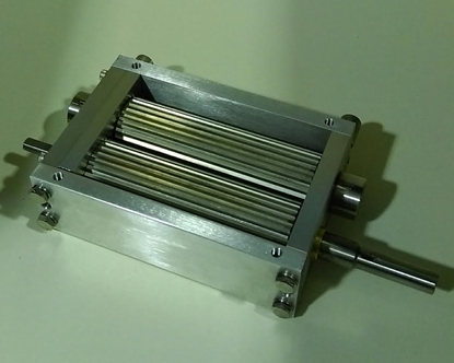 Picture of MillMaster MiniMill (Stainless Steel Grain Mill)