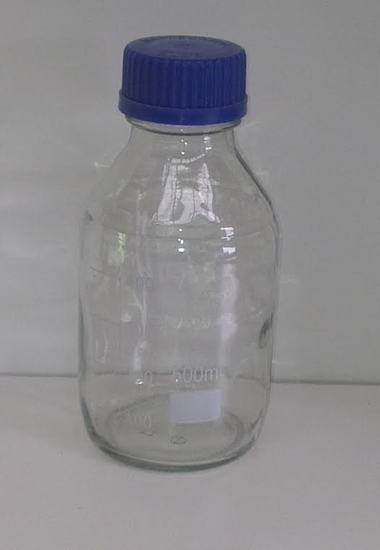 Picture of 500 ml Reagent Bottle Borosilicate Glass (500 ML)