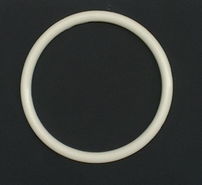 Picture of Keg Lid O-Ring (WHITE Silicone)