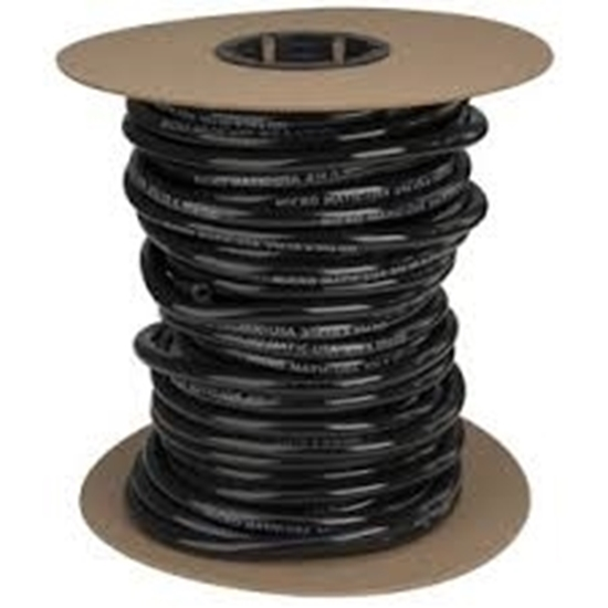 Picture of Beer Hose Black 3/16""