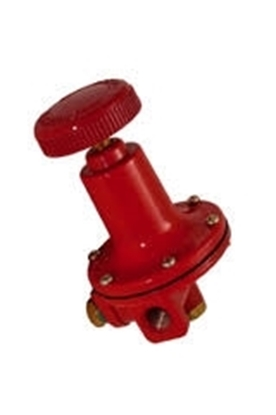 Picture of Rambo High Pressure LP Gas Regulator - Adjustable