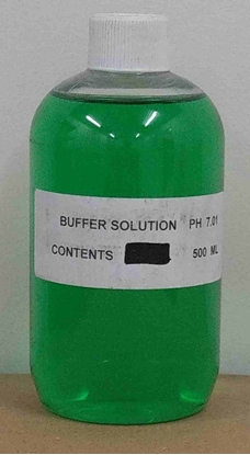 Picture of pH7 Calibration Solution 500ml (Green)