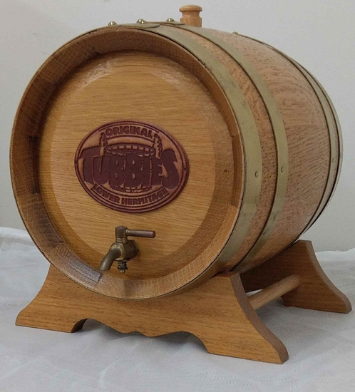 Picture of Port Barrel  4.5L (Natural Finish)
