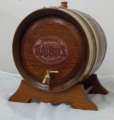 Picture of Port Barrel  4.5L (Teak Finish)