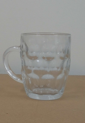 Picture of Glass Pint Dimple (570ml)