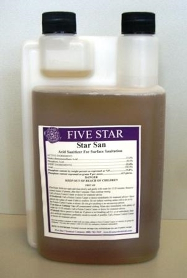 Picture of Starsan 16oz (approx 500ml)