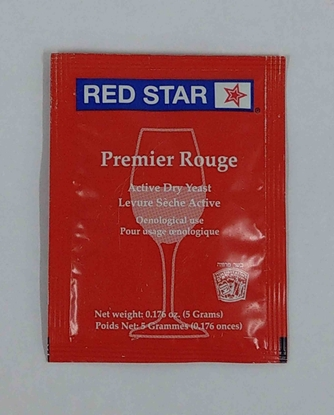 Picture of Red Star -  Premier Rouge (5gm) (Formerly Pasteur Red)