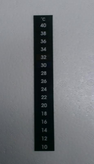 Picture of Thermometer Stick On