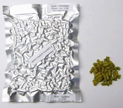 Picture of Sticklebract Hops (pellets 90gm)