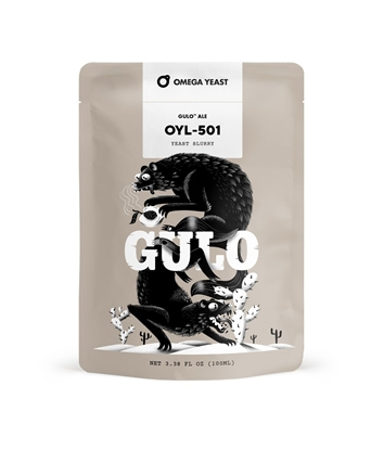 Picture of Omega Yeast Gulo Ale OYL501
